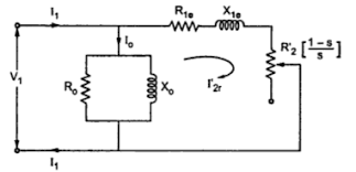 circle diagram of a 3 phase induction motor your electrical home