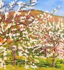 blossom trees blossom trees phyllis wolff artist