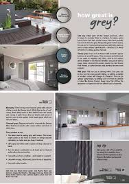 habitat plus magazine discusses silvery off white to charcoal grey