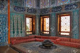 Palace Interior Topkapi Palace Interior Istanbul Turkey Stock Photo Picture And