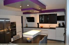 cuisine moderne blanc design de cuisine moderne comptoir de granit noir élégant