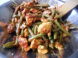 cuisine haricot vert recette de haricot vert façon tajine