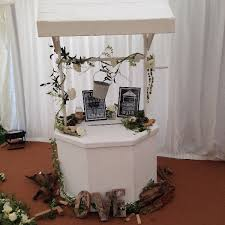 wedding items for sale woodland themed wedding items for sale wishing well photo booth
