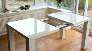 dining table for small space extendable dining table for small