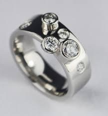 Contemporary Wedding Rings by Contemporary Platinum U0026 Diamonds Ring Jewellery Pinterest