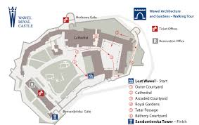 parts of a cathedral floor plan seasonal attractions hours prices wawel royal castle wawel