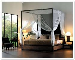 Curtains For Canopy Bed Frame Best 25 Canopy Bed Curtains Ideas On Pinterest Bed Curtains