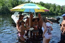 backyard accessories augbrella xt beach and sandbar umbrella table w