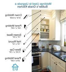 89 creative better decorative trim kitchen cabinets molding ideas