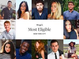 most eligible people in new york city according to hinge