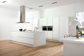 serie 45 polar white island kitchens from dica architonic