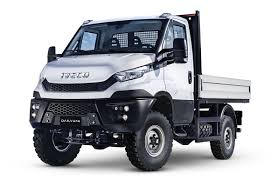 iveco daily 4x4 arrives without auto goauto