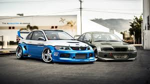 evo evo vs bmw vt project 22 by lancerkage on deviantart
