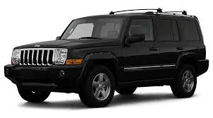 Black And Jeep 2007 Jeep Commander Reviews Images And Specs Vehicles