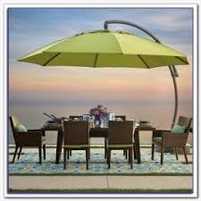 Cantilever Patio Umbrella With Base 13 Foot Cantilever Patio Umbrella Warm Patio Umbrella Base Cover
