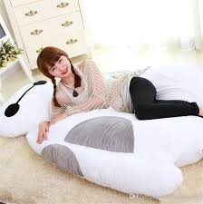 2018 giant big hero 6 baymax plush beanbag bed sofa mattress