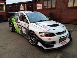 mitsubishi evo rally car racecarsdirect com pikes peak mitsubishi evo 9rs