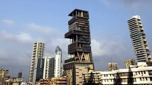 the most expensive house in the world antilia youtube