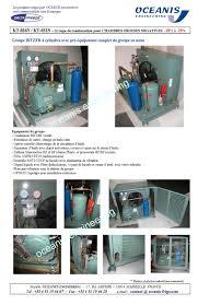 moteur chambre froide d occasion groupes frigorifiques bitzer