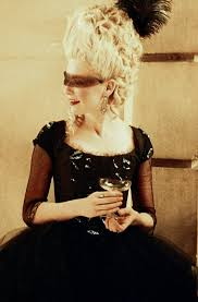 marie antoinette u0027 2006 loved her in this black gown classic