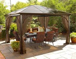 Portable Gazebo Walmart by Pergola Awesome Gazebo Metal Gazebo Arm And Leg Weights Terrific