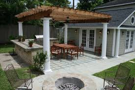 Attractive Backyard Grill Patio Ideas Backyard Barbecue Ideas Home - Backyard grill designs
