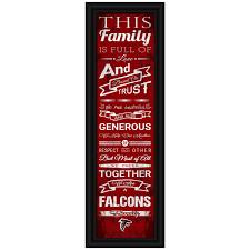 Atlanta Falcons Rug Atlanta Falcons Home Decor Falcons Office Supplies Atl Falcons