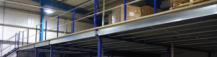 Production Mezzanine Floors Invicta