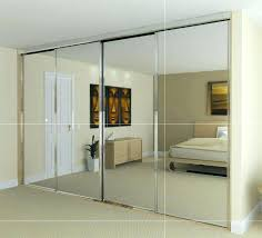 Closet Door Installers Sliding Mirror Closet Door Mirror Closet Doors For Bedrooms