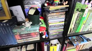 Fez Bookcase Room A Tour Of My Bookshelf Youtube