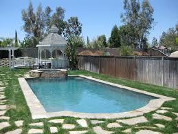 Back Yard Design Full Yard Design Murrieta Swimming Pools Solar Electricity And