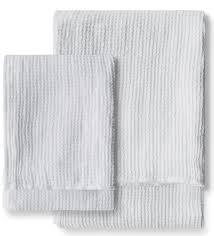 linen waffle towel sanctum