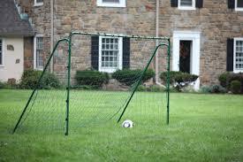 foldfast 12 u0027 x 6 u0027 green steel soccer goal u0027s sporting goods