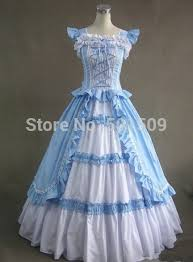 medieval renaissance gown dress french maid costume victorian