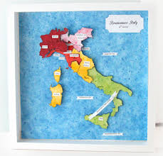 The Map Of Italy by Li U0027l Buck U0027s Creations Diorama 14th Century Renaissance Italy Map