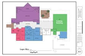 building expansion plans