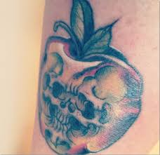 the my apple skull styled by jennie