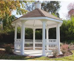 elegant wood gazebo tags outdoor screened gazebo trellis