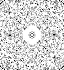 detailed coloring pages for adults please use the mandala for