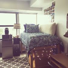 Bedroom Hide Small Refrigerator Microwave Keurig Fridge Christmas Lights Perfect College