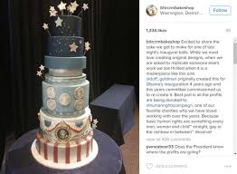 trump inauguration rips off duff goldman u0027s cake for obama