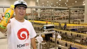 Teh Ichi melihat potensi ichitan di pasar teh kemasan indonesia marketeers