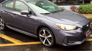 2017 subaru impreza sedan 2017 impreza sport sedan review and intro youtube