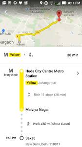 Bahadurgarh Metro Map by Google Maps Archives Travel Tales From India And Abroad