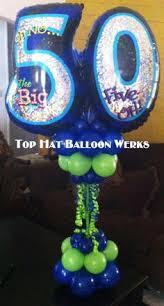 balloon delivery california the sea seahorse balloon centerpiece with octopus