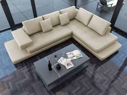 modern sectional sofas los angeles lamont ultra modern leather
