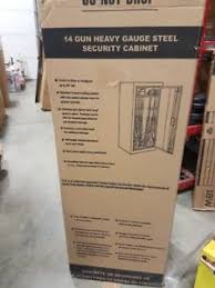 14 gun steel security cabinet gun cabinet kijiji in saskatchewan buy sell save with