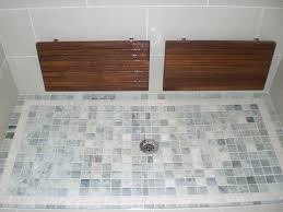 Fold Down Shower Bench Folding Shower Bench Bathroom Contemporary With Folding Teak Bench
