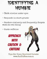 Sleep Deprived Meme - tips for sleep deprived parents mum zombies and caffeine laughs