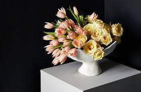 flower arranging master class if an agnes martin painting were a